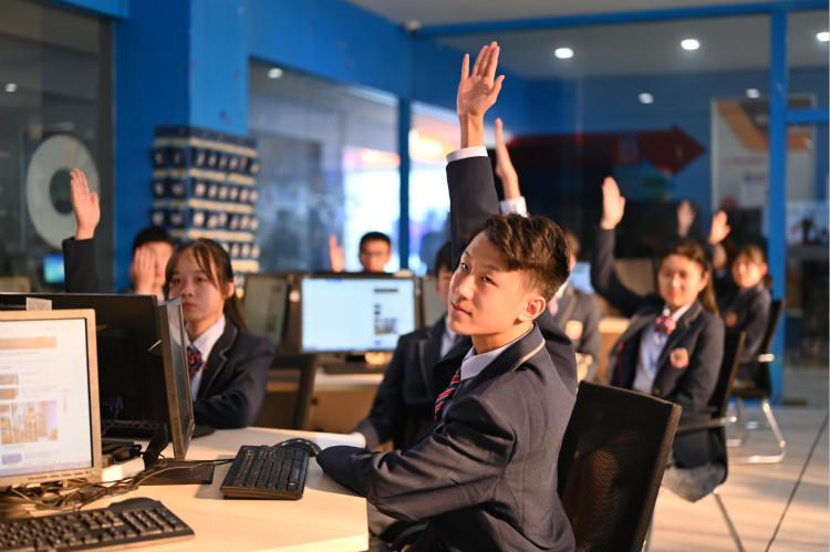 新华互联网科技助力提升技能,促进青年发展